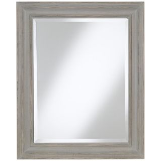"North Adams 32"" High Rectangular Wall Mirror   #R2010"