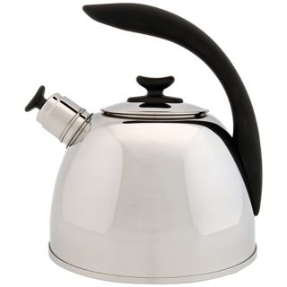 BergHOFF Lucia 11 Cup Whistling Stainless Steel Kettle   #Y4296
