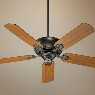 """52"""" Quorum Chateaux Oiled Bronze ENERGY STAR Ceiling Fan   #H9292"""