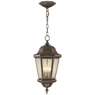 "Murray Feiss Martinsville 21"" High Outdoor Hanging Lantern   #P5938"