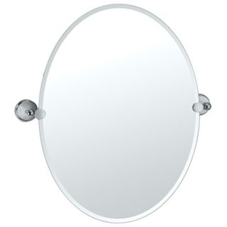 "Gatco Franciscan 26 1/2"" High Tilting Wall Mirror   #P6602"