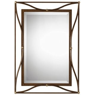"Thierry 38"" High Wall Mirror   #J6394"
