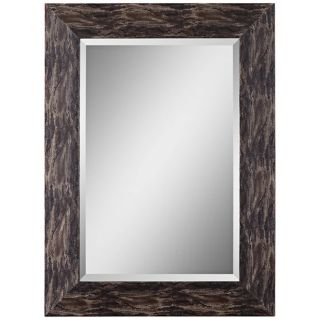 "Uttermost Reptilia 38"" High Rectangular Wall Mirror   #X8342"