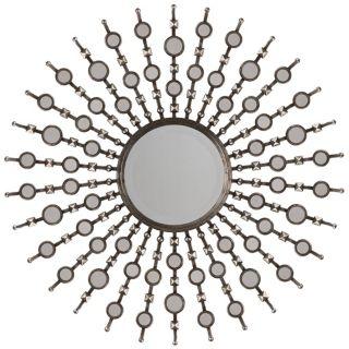 "Uttermost Sahara Sunburst 38"" High Wall Mirror   #J6521"