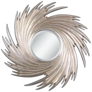 "Uttermost Spiral Flow 38 1/4"" Wide Wall Mirror   #J6342"