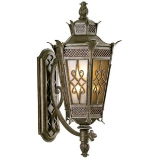 "La Avenio Collection 42 1/2"" High Outdoor Wall Light Fixture   #45225"