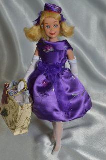 OOAK Skooter Vintage 1960 Barbie Doll by Juliaoriginals