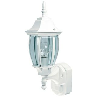 Alexandria White ENERGY STAR Outdoor Wall Light   #H7005