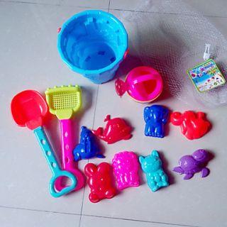 EUR € 14.62   12 Stück für Kinder Beach Toys (Random Color), alle