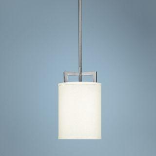 "Hinkley Hampton Collection 7"" Wide Nickel Mini Pendant Light   #P5952"