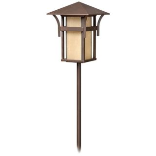 Hinkley Harbor Collection Bronze Low Voltage Path Light   #56903
