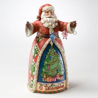 Jim Shore Heartwood Creek Christmas Figurine (4022921)   O Tannenbaum