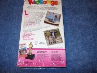Childrens Singalong Cedarmont Kids Kidsongs School House Rock Lot of 5