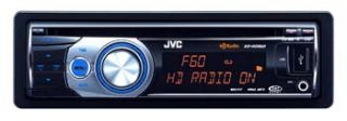 New JVC KD HDR60 USB CD Recver HD Radio Tuner iTunes