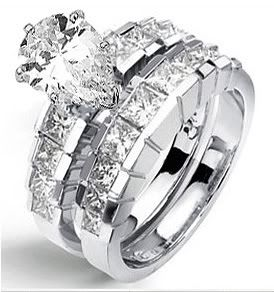 95 Ct Pear Cut Genuine Diamond Engagement Bridal Ring Band 14k Gold