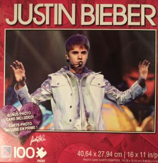 Drew Justin Bieber Puzzle Boyfriend Never Say Never One Less Lonely