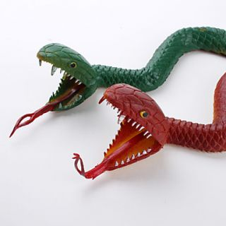 serpiente de juguete imitado broma de mal gusto (colores surtidos)