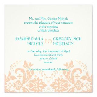 invitation a modern yet classic wedding invitation design with a retro