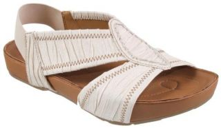 Kalso Earth Shoe Enrapture Leather Womens Comfort Sandal o Shoes