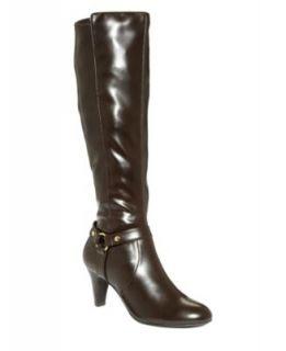 Karen Scott Womens Shoes Henson Fashion Knee High Boots