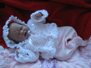Karens Bonnie Babies Reborn Newborn Angel
