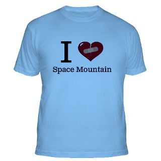 Love Space Mountain Gifts & Merchandise  I Love Space Mountain Gift