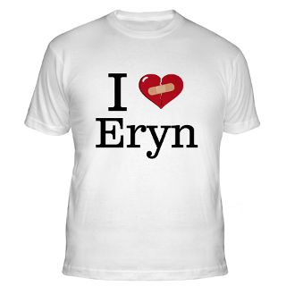 Love Eryn Gifts & Merchandise  I Love Eryn Gift Ideas  Unique