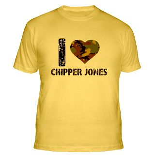 Love Chipper Jones T Shirts  I Love Chipper Jones Shirts & Tees