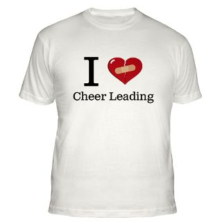 Love Cheer Leading Gifts & Merchandise  I Love Cheer Leading Gift