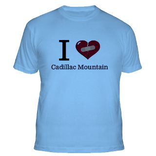 Love Cadillac Mountain Gifts & Merchandise  I Love Cadillac