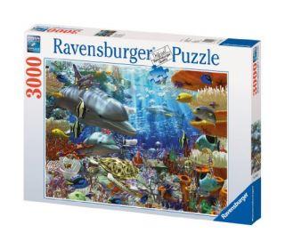 New Ravensburger Oceanic Wonders 3000 Piece Puzzle
