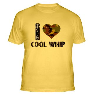 Love Cool Whip Gifts & Merchandise  I Love Cool Whip Gift Ideas