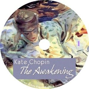 Classic Erotic Adventure Audiobook by Kate Chopin on 1 MP3 CD