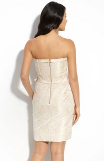 New Kate Spade Kay Strapless Jacquard Dress $425 Size 10 Wedding