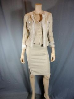 The Bold and The Beautiful Brooke Logan Screen Worn BEBE Skirt Suit
