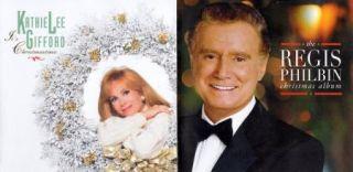 Kathie Lee Gifford Regis Philbin Christmas CD Collection 2 CD Set 26