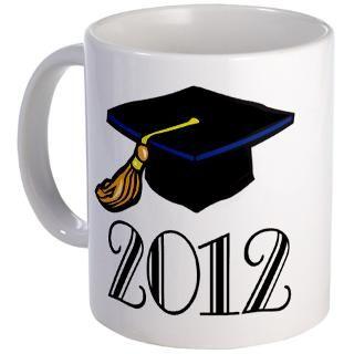 2012 Gifts  High School College Graduation Class Of 2012 Drinkware