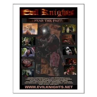 Evil Knights Poster (small)  EVIL KNIGHTS SHOP 1  Evil Knights The