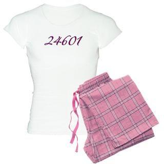 Gifts  24601 Pajamas  24601 Les Miserable Prisoner Number Pajamas