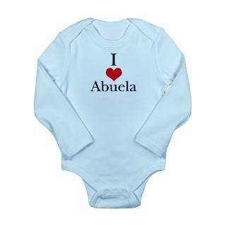 love heart abuela long sleeve infant bodysuit $ 19 99 size 0 3m 3 6m 6