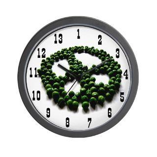 Peace peas 13 hour clock  Irregular Times  Irregular Liberal