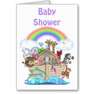 noah 39 s ark baby shower decorations on popscreen