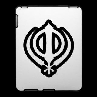 Sikh Khanda Khalsa Sikhism Punjabi Design ipad/iphone/ipod cases by
