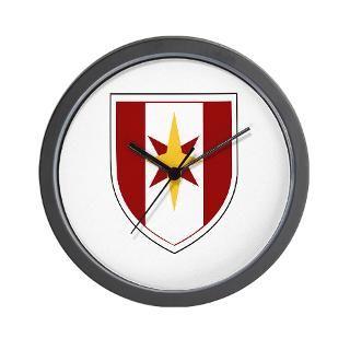 Combat Support Hospital Clock  Buy Combat Support Hospital Clocks