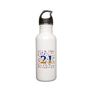 Happy First Birthday Water Bottles  Custom Happy First Birthday SIGGs