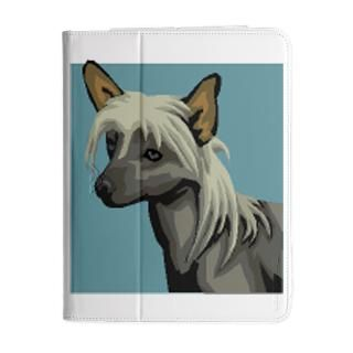 chinese crested ipad 3 folio $ 53 63