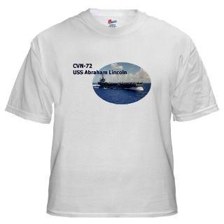 CVN 72 USS Abraham Lincoln Shirt