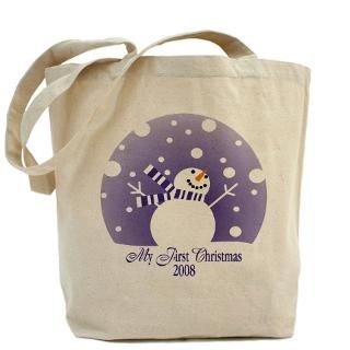 Personalized 1St Christmas Bags & Totes  Personalized Personalized