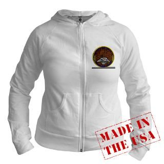 USS Abraham Lincoln CVN 72 Fitted Hoodie