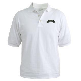 Army Ranger Tabs Polo Shirt Designs  Army Ranger Tabs Polos